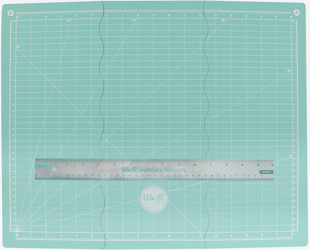 Base de Corte Magnética 3 Partes (Tri-Fold-Magnet Mat)  - Minas Midias
