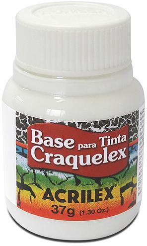Base para Tinta Craquelex Acrilex 37g  - Minas Midias