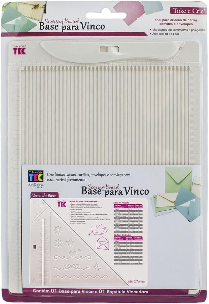 Base para Vinco (Scoring Board) 18cm x 14cm  - Minas Midias