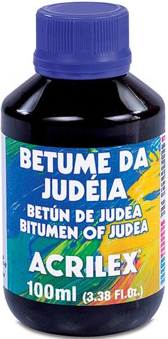Betume da Judéia 100ml Acrilex  - Minas Midias