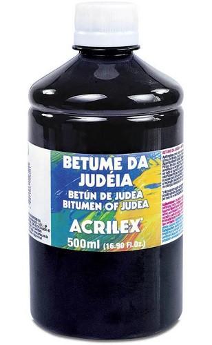 Betume da Judéia 500ml Acrilex  - Minas Midias