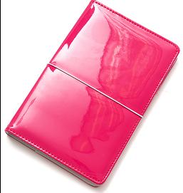 Caderno para Journaling , Lettering e Diário Heidi Swapp -Rosa  - Minas Midias