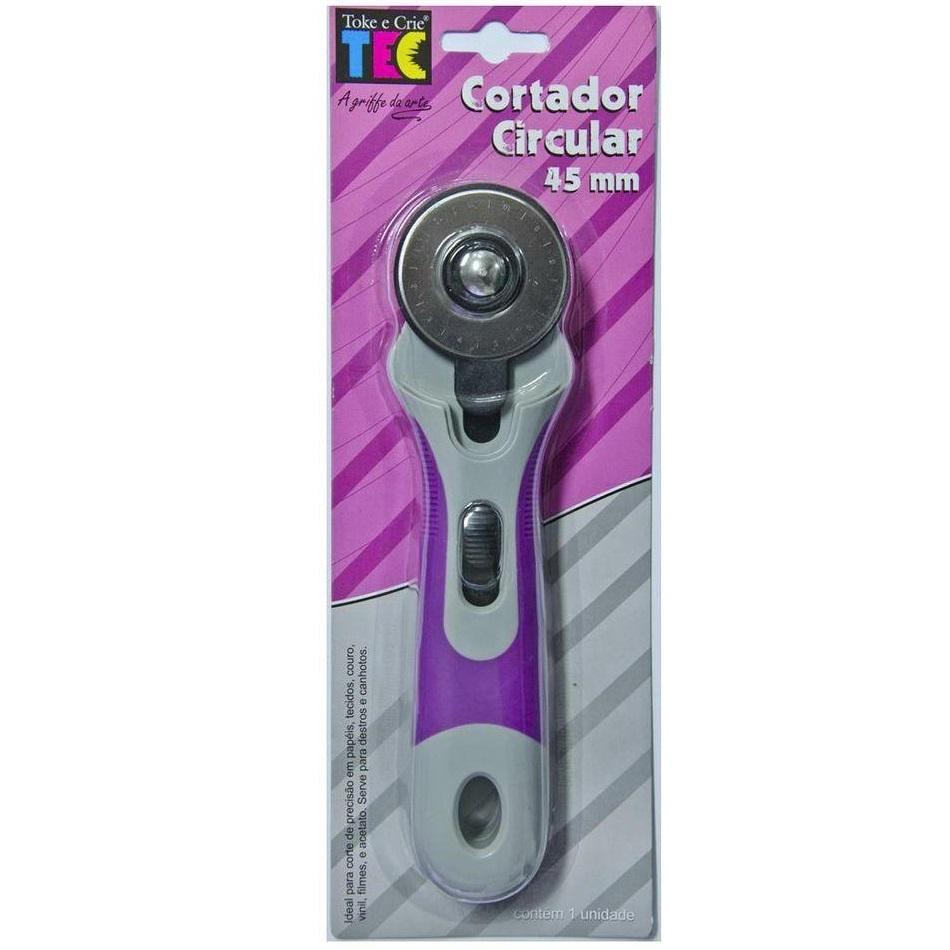 Cortador Circular 45mm  - Minas Midias