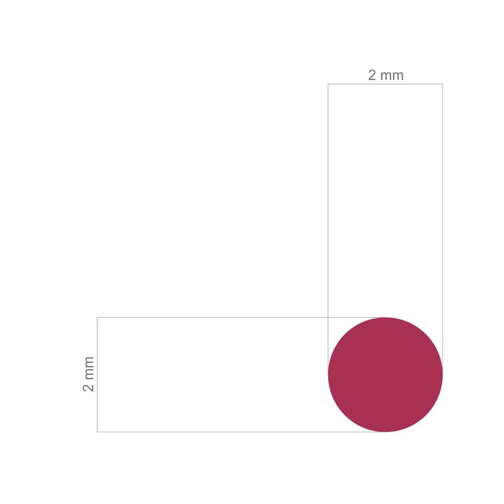 Furador Alicate Circulo 1,5 mm  - Minas Midias