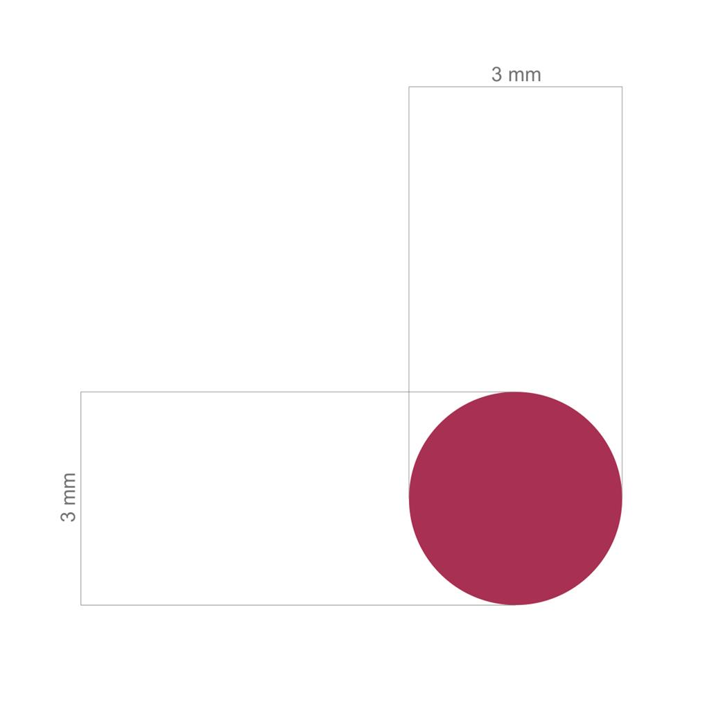 Furador Alicate Circulo 3 mm  - Minas Midias