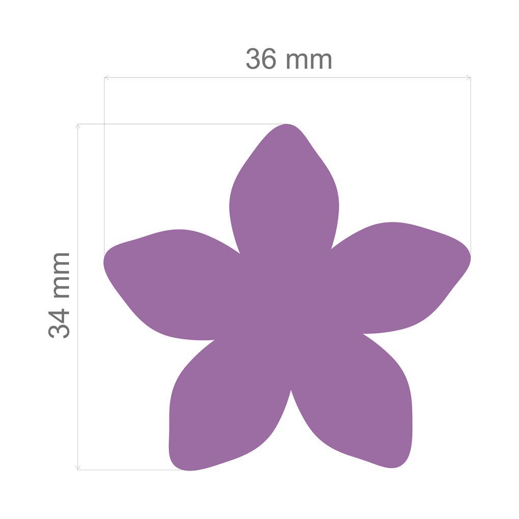 Furador Gigante Alavanca Flor 5 Pétalas  - Minas Midias