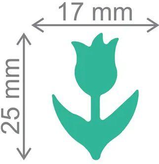 Furador Jumbo Alavanca (EVA) Tulipa  - Minas Midias