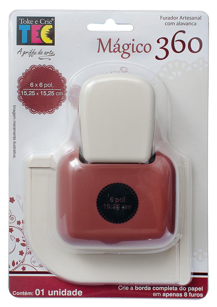 Furador Mágico 360 Círculo Escalope  - Minas Midias