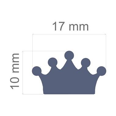 Furador Regular Alavanca (Papel) Coroa  - Minas Midias