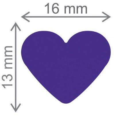 Furador Regular Alavanca (EVA) Coração  - Minas Midias