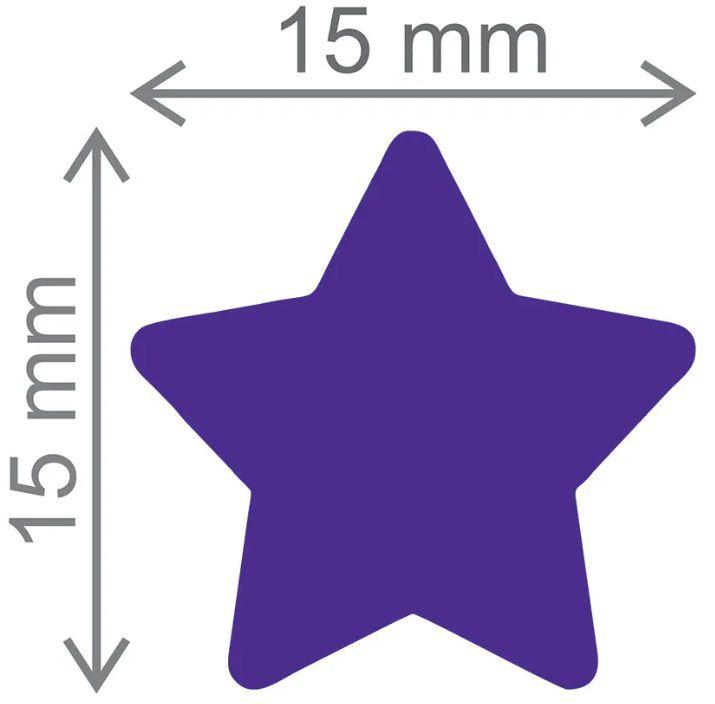 Furador Regular Alavanca (EVA) Estrela 2  - Minas Midias