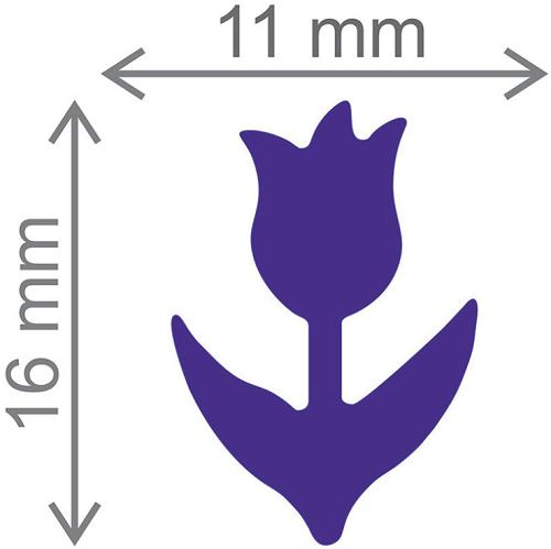 Furador Regular Alavanca (EVA) Tulipa  - Minas Midias