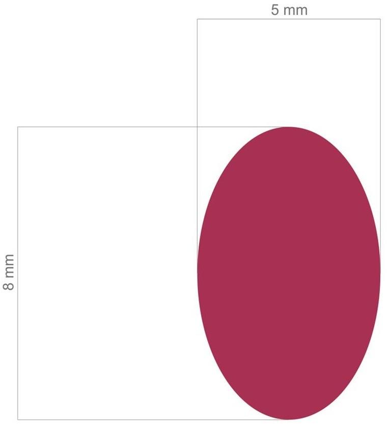 Furador Alicate Oval 8 mm  - Minas Midias