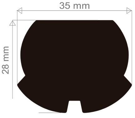 Furador Gigante Premium Disney Shorts Mickey Mouse  - Minas Midias