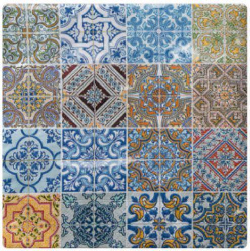 Guardanapo para Decoupage - Azulejo Português  - Minas Midias