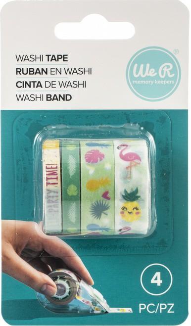Kit Washi Tapes - Tropical  We R  - Minas Midias