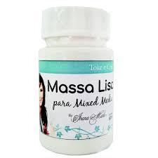 Massa Lisa para Mixed Media by Ivana Madi  - Minas Midias