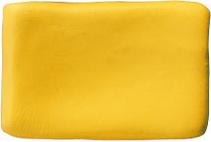 Massa para Biscuit Amarelo Ouro Acrilex  - Minas Midias