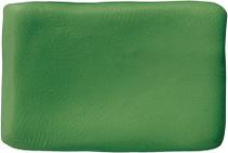 Massa para Biscuit Verde Musgo Acrilex  - Minas Midias