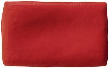 Massa para Biscuit Vermelho Acrilex  - Minas Midias