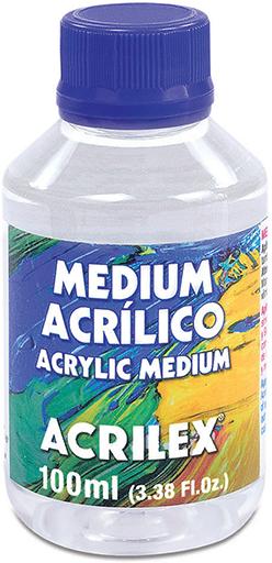 Medium Acrílico 100ml Acrilex  - Minas Midias