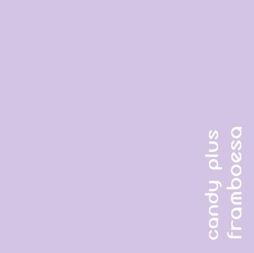 Papel Candy Plus 180g 30,5 X 30,5 cm Framboesa - roxo claro   - Minas Midias