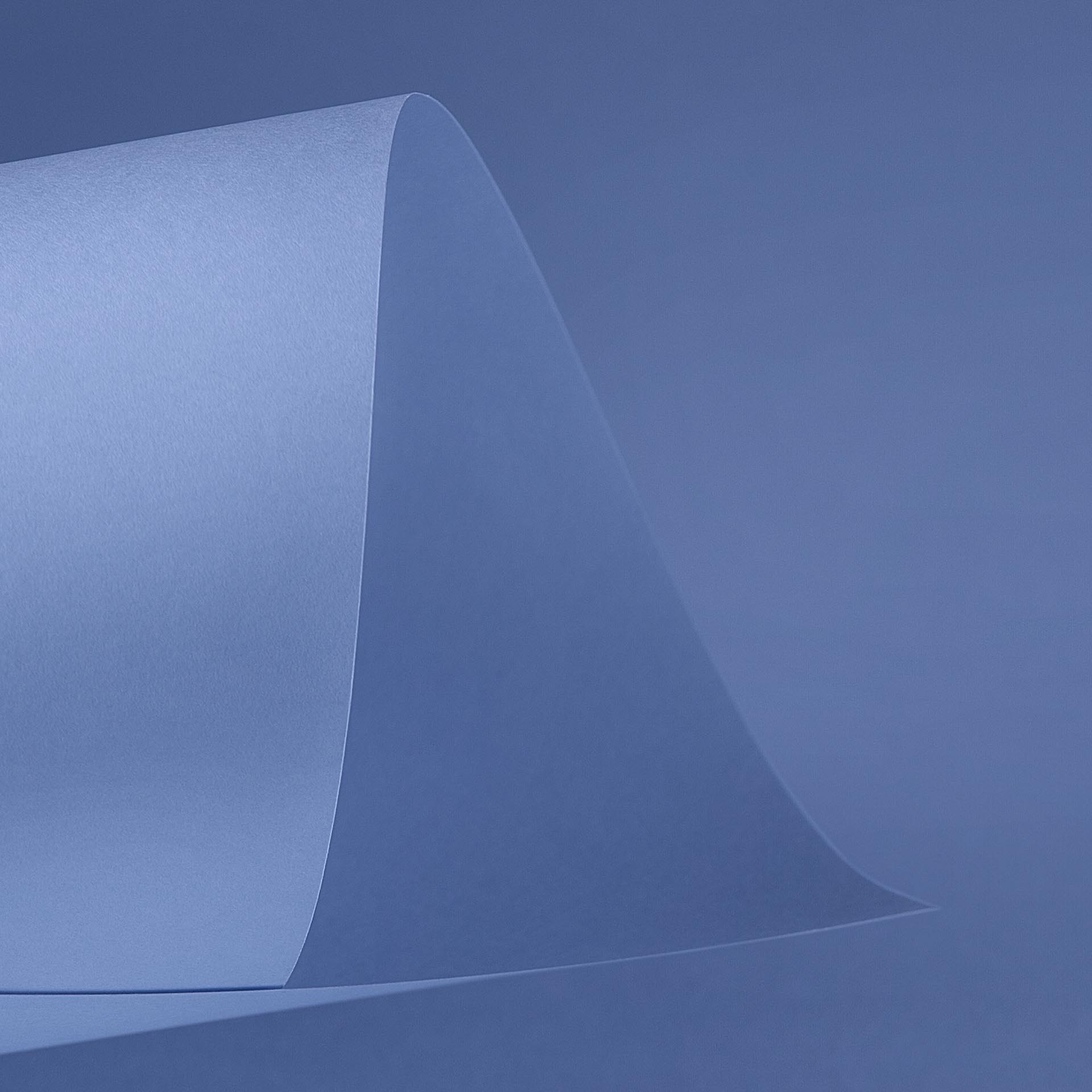 Papel Color Plus 180g 30,5 x 30,5 cm Azul Santorini - Azul Bebê  - Minas Midias