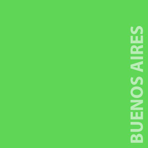 Papel Color Plus 180g 30,5 X 30,5 cm Buenos Aires - Verde Limão  - Minas Midias