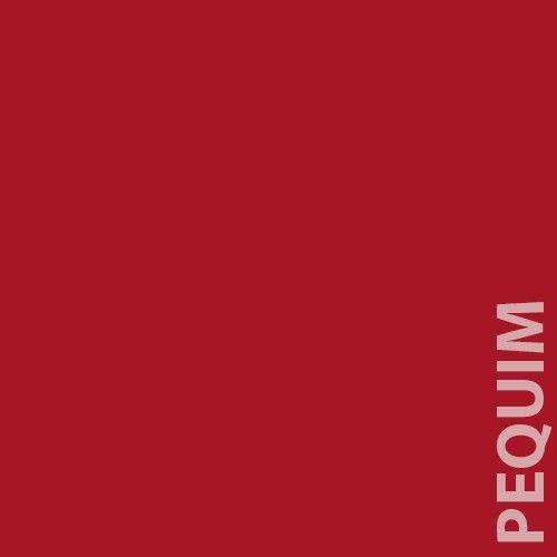Papel Color Plus 180g 30,5 x 30,5 cm Pequim - Vermelho Escuro  - Minas Midias
