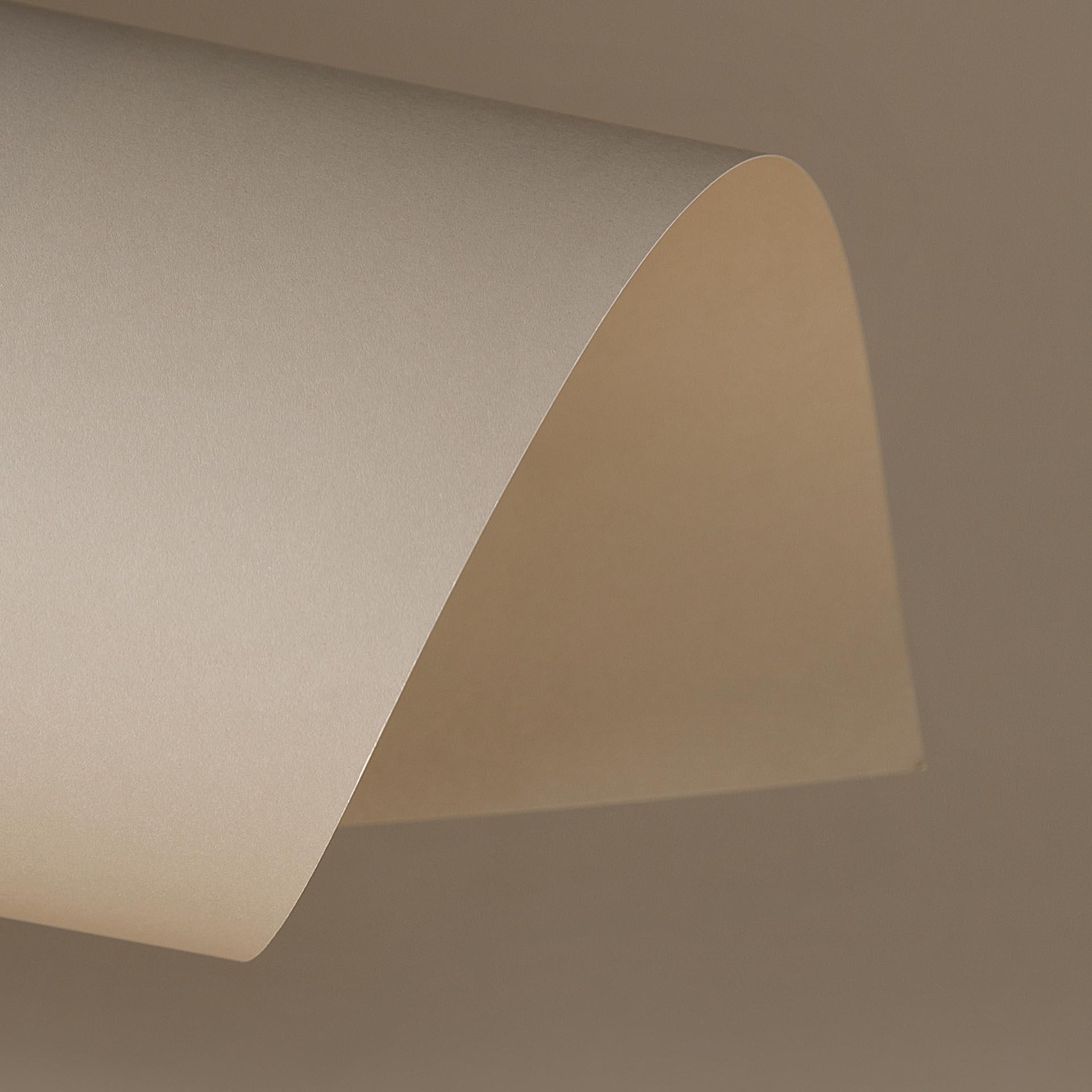 Papel Color Plus 180g 30,5 x 30,5 cm Sahara - Palha  - Minas Midias