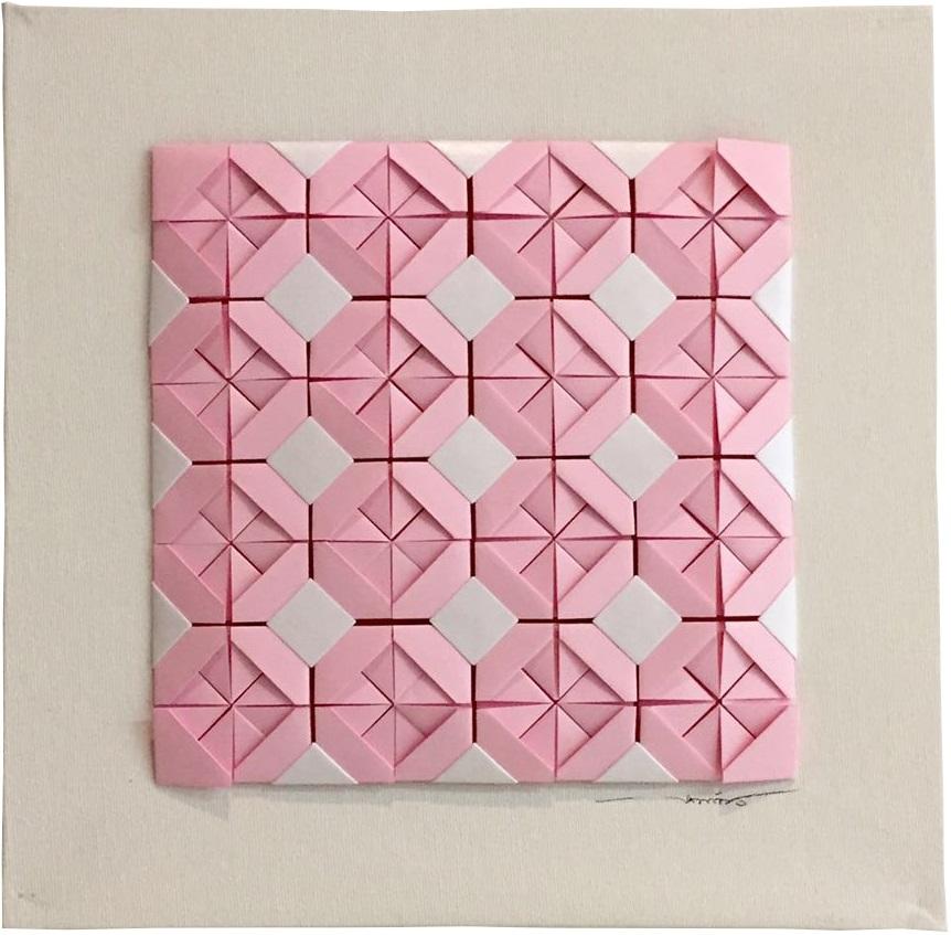 Papel Color Plus 180g A4 Rosa Verona - Rosa Bebê  - Minas Midias