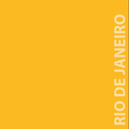 Papel Color Plus 180g A4 Rio de Janeiro - Amarelo  - Minas Midias