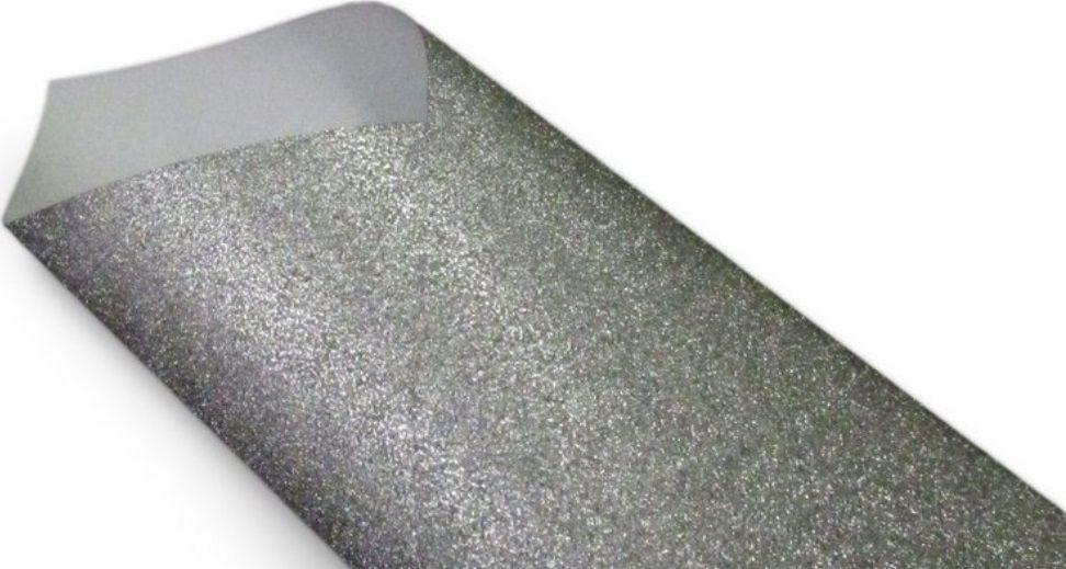 Papel Cryogen Pop Silver 140g A4  - Minas Midias