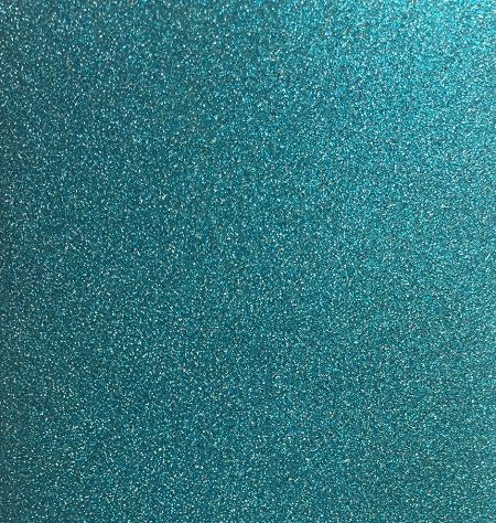 Papel Cryogen Shine Blue 30,5 x 30,5cm  - Minas Midias