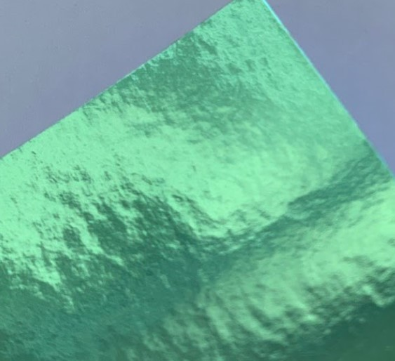 Papel Laminado Verde 180g A4  - Minas Midias