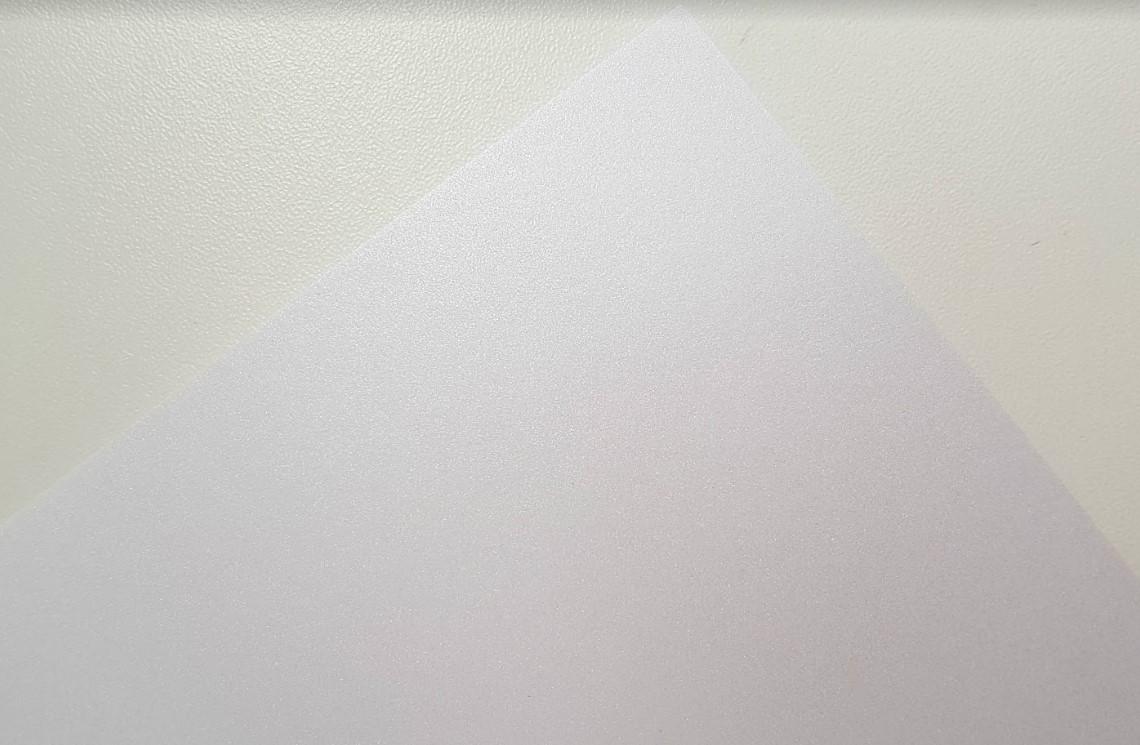 Papel Perolizado Liso Branco 180g A4  - Minas Midias