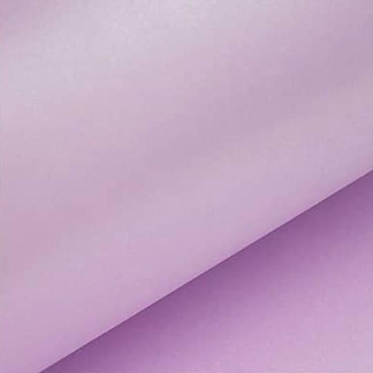 Papel Perolizado Liso Lilás 180g A4  - Minas Midias