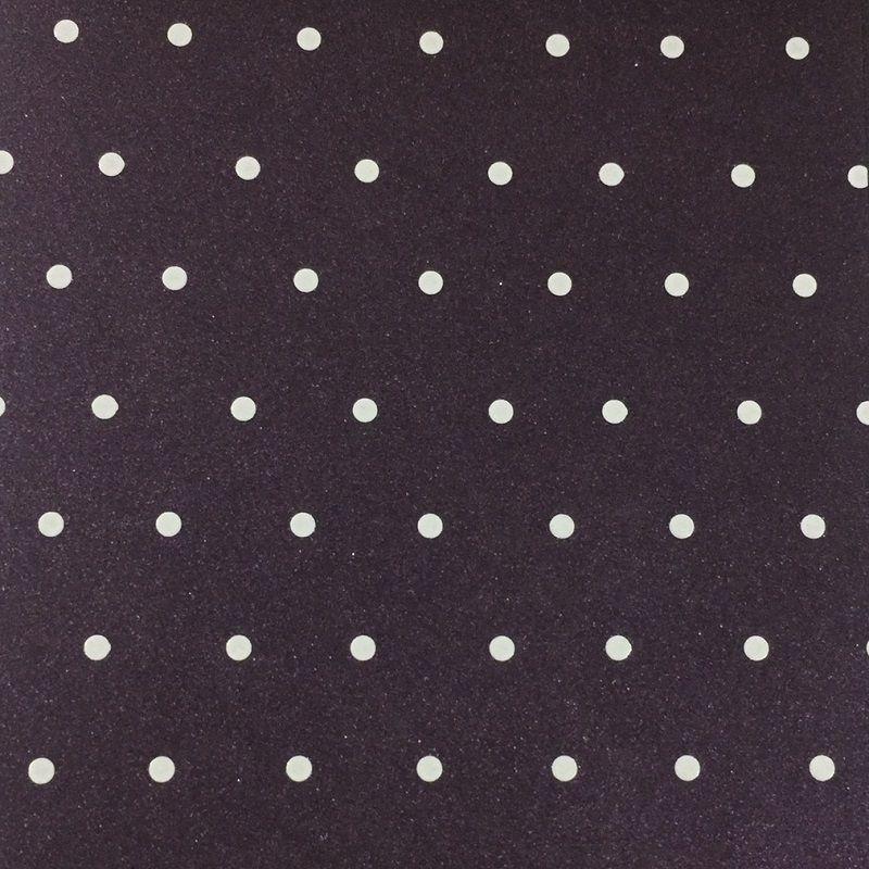 Papel Relux Decorado Poa Shiraz 180g 30,5 x30,5cm  - Minas Midias