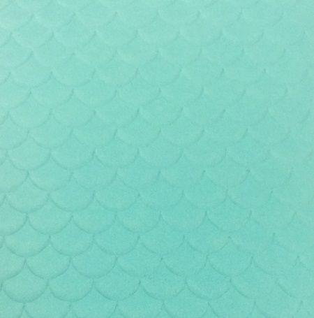 Papel TX Max Escamas Aruba 30,5 x 30,5cm  - Minas Midias