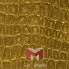 Papel Croco Ouro 255g 30,5 x 30,5cm  - Minas Midias