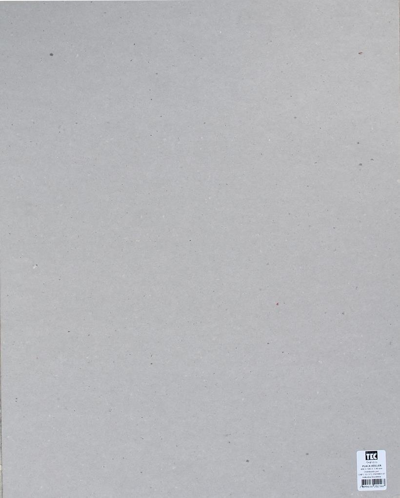 Placa Holler 2mm 800 x 500 mm  - Minas Midias