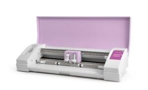 Plotter de Recorte Silhouette Cameo 3 Light Pink lid - cor Rosa Claro  - Minas Midias