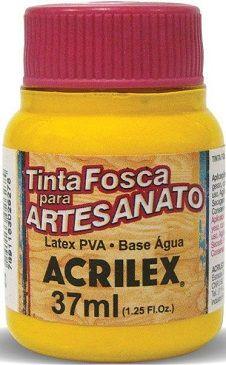 Tinta PVA Fosca Para Artesanato 37ml Acrilex  - Minas Midias