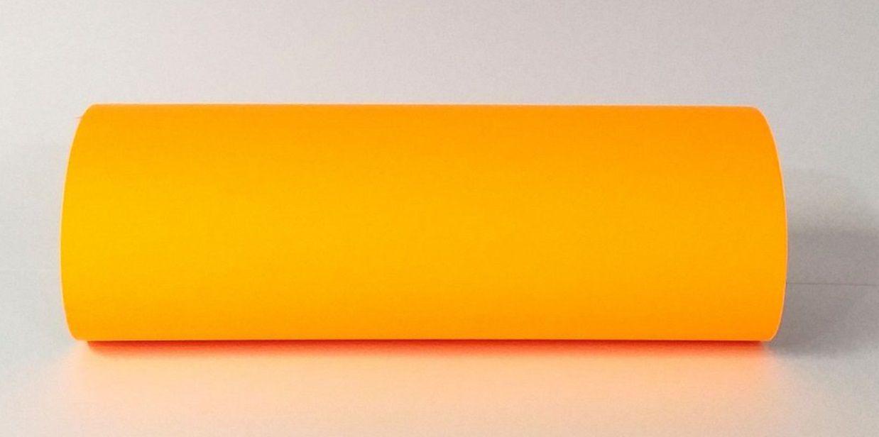 Rolo de Adesivo Starfix Papel Orange  - Minas Midias
