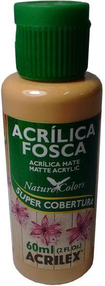 Tinta Acrílica Fosca 60ml Acrilex  - Minas Midias