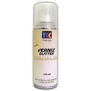 Verniz Spray Glitter Dourado 125ml  - Minas Midias