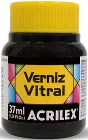Verniz Vitral Acrilex 37ml  - Minas Midias