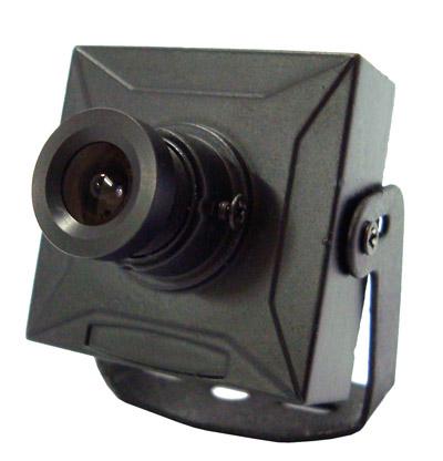 Micro câmera CCD color day/night 1/4 420 linhas  - Tudoseg Cftv - Sistemas de Segurança Eletrônica
