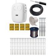 Kit Cerca Elétrica Intelbras para Terrenos 10X20 20.000V
