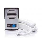 Interfone e Monofone AGL Com Protetor de Chuva - Alta Resistência